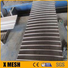 High quality Looped Sieve Bend Wedge Wire Screen for Filtration or Water Treatment