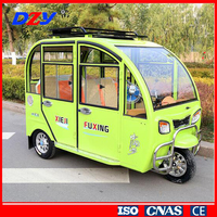 Adult 3 wheel bicycle pedal tricycle pedicab for sale