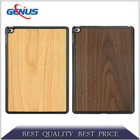 Classical beautiful wooden tablet Cover with Hard wood Back Case for iPad 2
