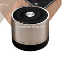 New Products High Quality Metal Stereo Portable Best Bluetooth Speaker