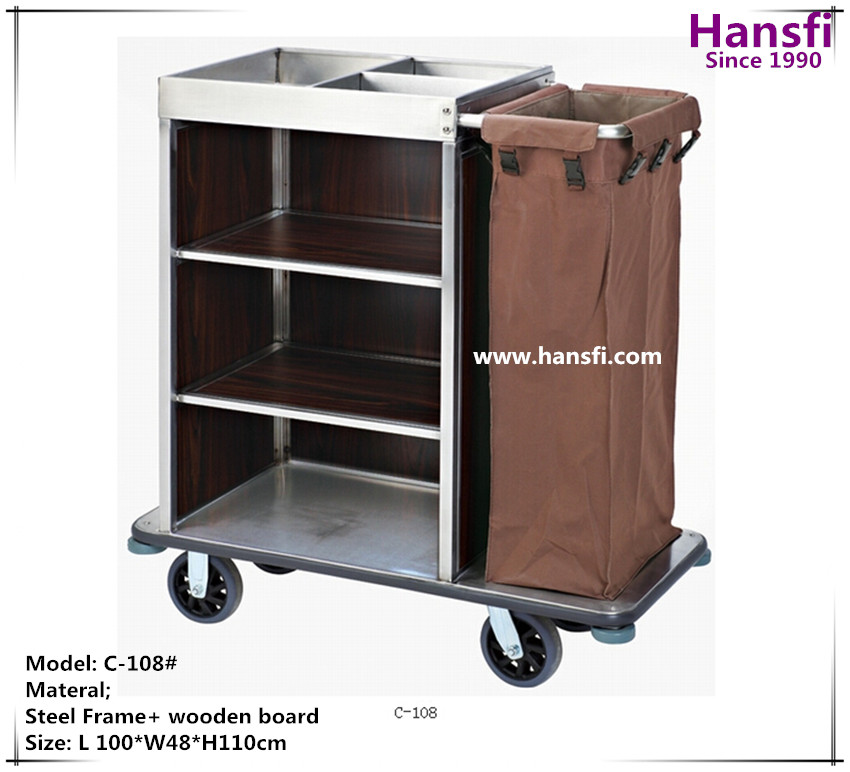 Hotel Housekeeping Services: List Manufacturers Of Maid Hotel Trolley, Buy Maid Hotel