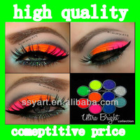 Ultra Bright Eyeshadow Pigment Cosmetic Mineral Makeup Limited Color