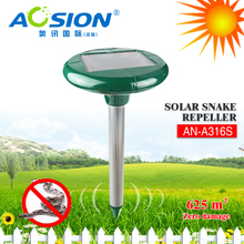 Aosion Outdoor pest repeller solar electronic snake repellent