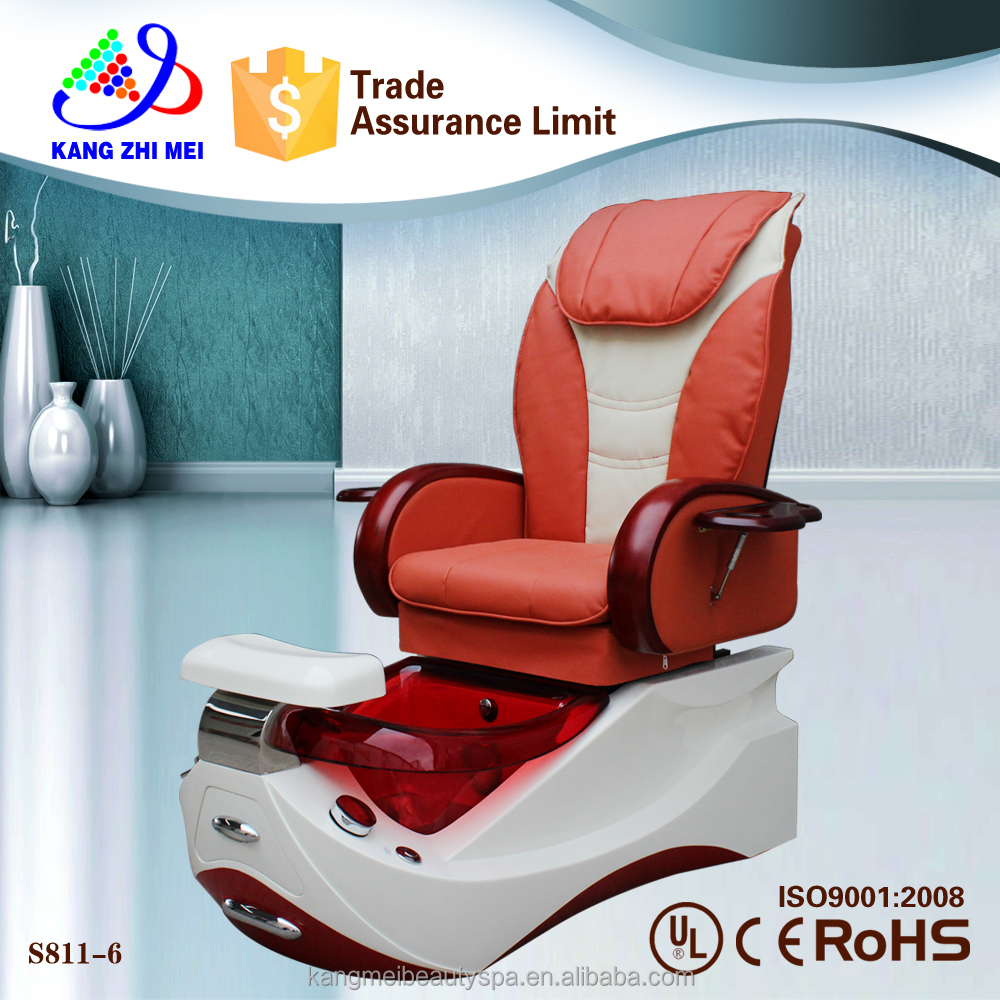 beauty salon furniture used spa pedicure chair for kid (KZM-S811-6)