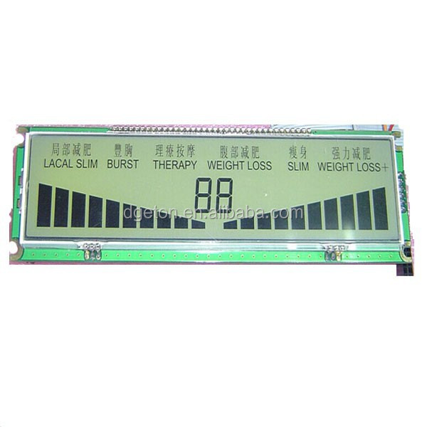 Graphic Monochrome LCD Module , Digital LCD Display