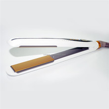 Glisten diamond and negative ion powder infuse the plate to make smooth and silky hair hair straightener