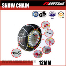 TUV GS KN Automatic Snow Chains 12mm Snow Chains