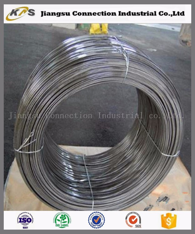 galvanized high carbon Spring Steel Wires for hardware tool
