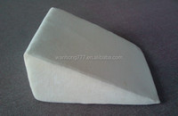 LP004 100% Polyurethane Visco Elastic Memory Foam Wedge Pillow