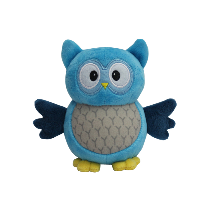 New hot sell stuffed <strong>animal</strong> in owl design high quality plush toy