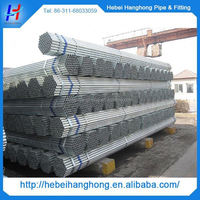 China Trade Assurance Manufacturer galvanized steel pipe sleeve
