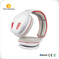 Headphone manufacturer noise cancelling buletooth headset with MP3 player