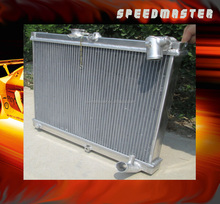 High performance aluminum radiator for MAZDA RX7 Ser4 86-89 MANUAL