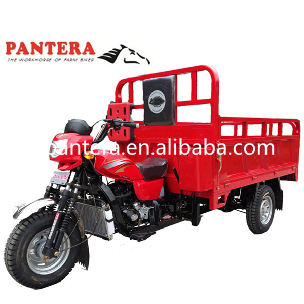 Powerful Four-stroke Hot Sale in Africa Heavy loading Popular Good Quality 3 Wheel Motorcycle