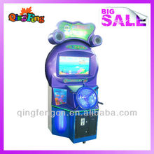 canton fair China! Fishing fun ML-QF607 simulator lottery game machine manufacturer