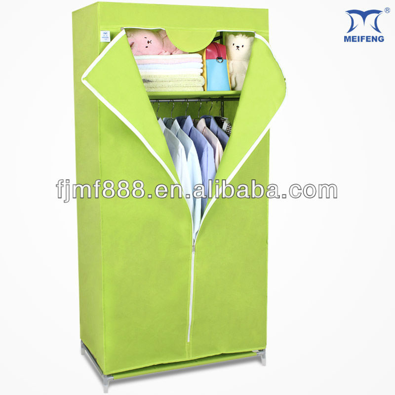 China Supplier Home Furniture 14mm Modern Folding Hand Painted Armoire
