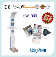weight health scale kiosk Best Selling China factory