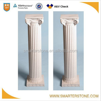 High end design and fancy roma small house columns buy for Where to buy columns for house