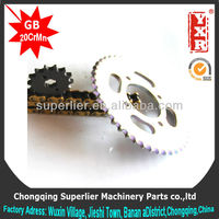 good performance dt125 sprocket,professional custom racing sprockets,forging sprockets motorcross