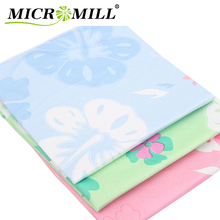 Streak free microfiber cleaning cloth in roll printed cloth China whole sale