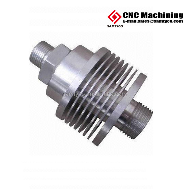 aluminum part precision cnc machined part automobile cnc milling parts professional and high precision