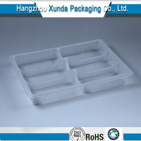Good quality biscuit plastic tray