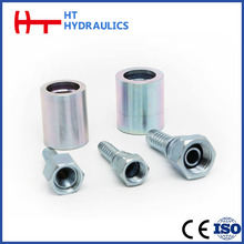 Manufacture Good Quality 45 Degree Elbow Carbon Steel Hydraulic Hose Pipe Fittings
