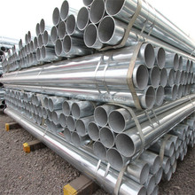 Precision Galvanized Steel Well Casing Scaffolding Pipe Weights