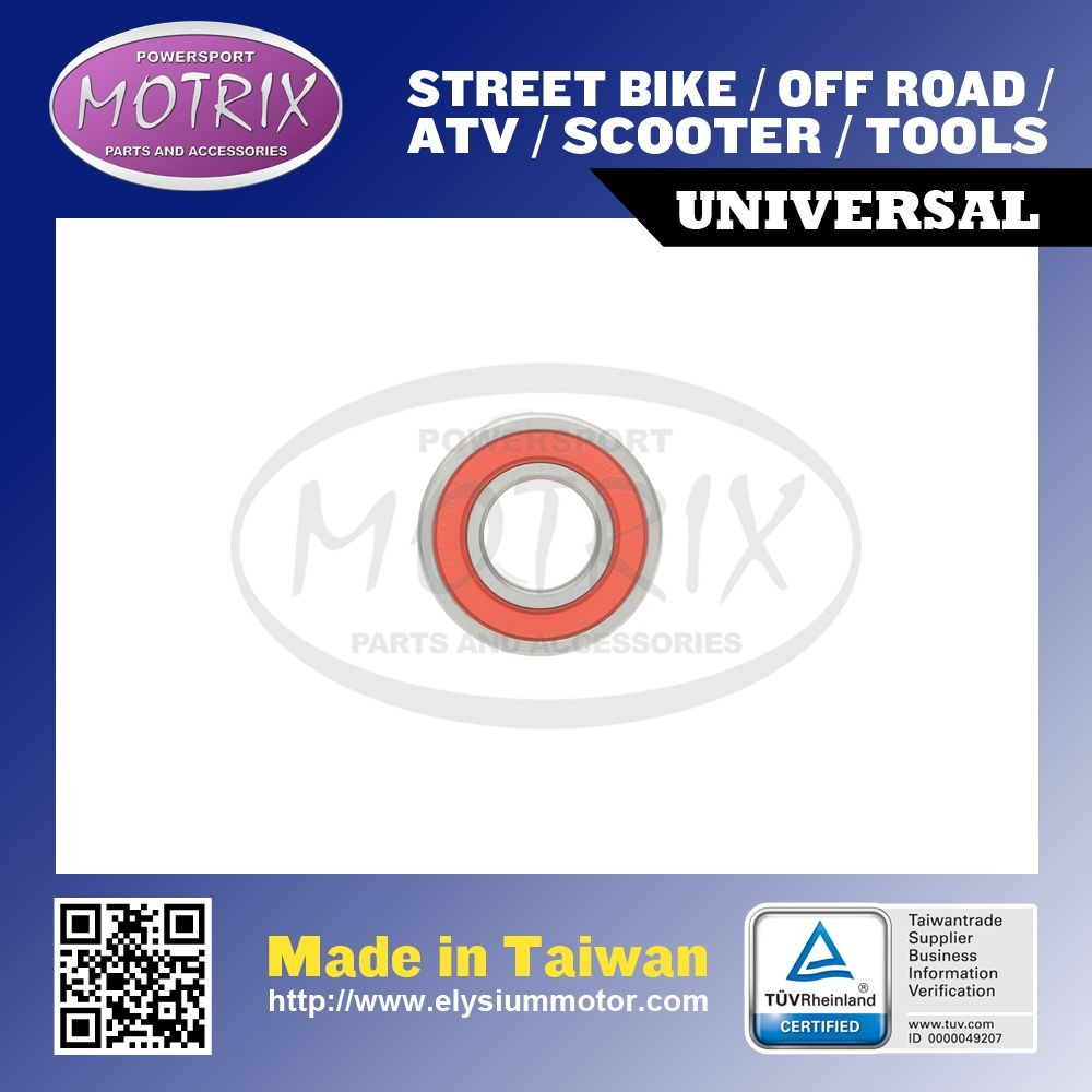 TOP SALE GOOD QUALITY TAIWAN WHEEL BEARING FOR MOTORCYCLE