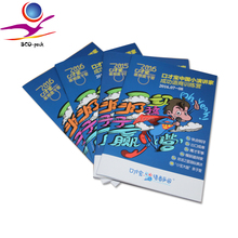 High quality colourful children story book printing