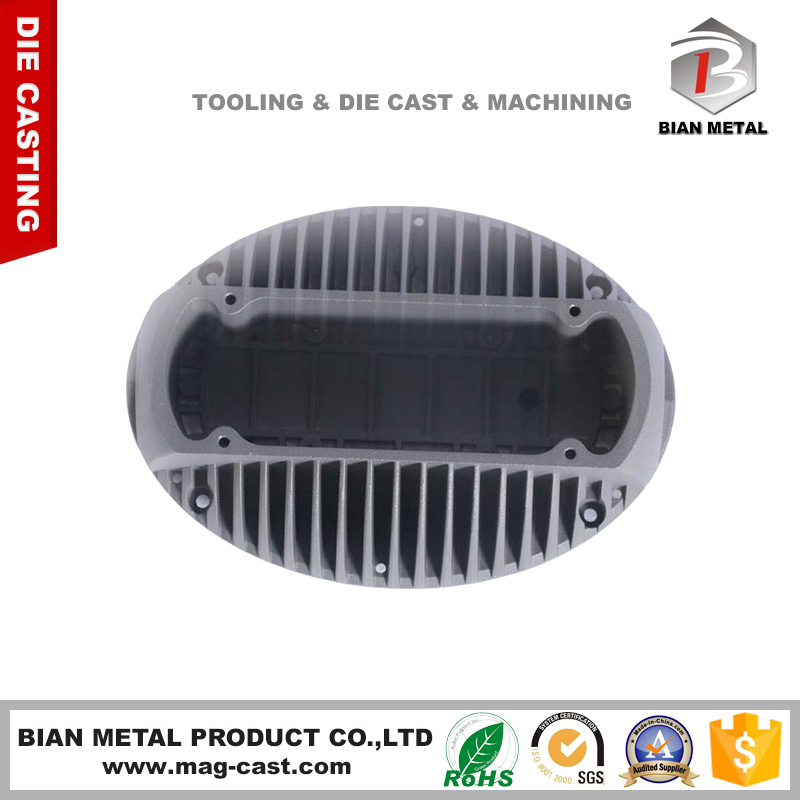High standard OEM die casting outdoor flood light covers led light shell for sale