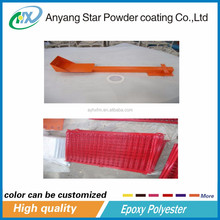 Anyang Star Powder epoxy resin glossiness spray booth silicone masking for powder coating