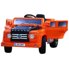 CE certificated ride on jeeps for kids AS-J005