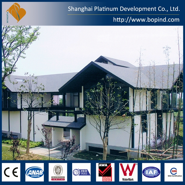 Residential architect design prefabricated buildings steel structure for hot sale