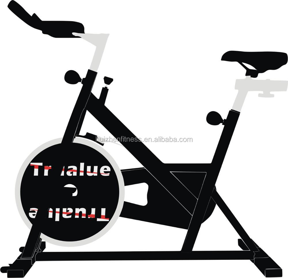 Trualue spin bike indoor use simplicity design