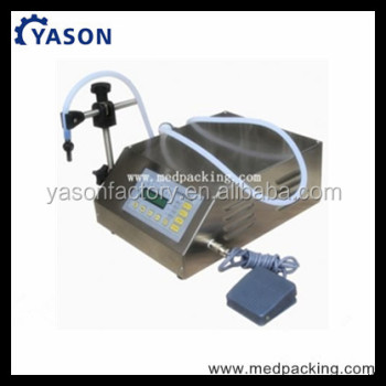 Numerial Control Perfume Liquid Filling Machine