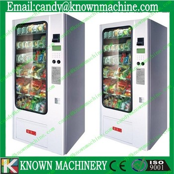 vending machine with card reader
