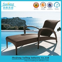 Sailing All Weather Cheap Pe Rattan Cebu Used Hotel Pool Furniture For Sale