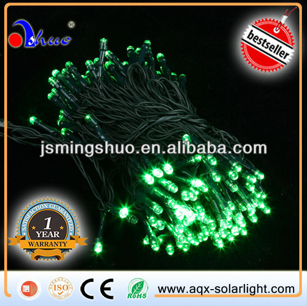 150LEDs Solar String Lights for Christmas Day