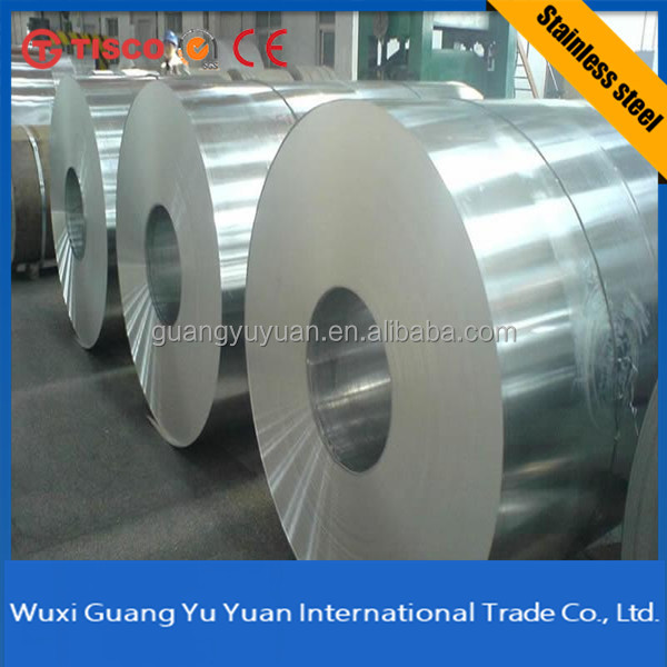 ASTM ss 304l stainless steel coil / 304l stainless steel strip