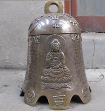 Bronze Temple Bells
