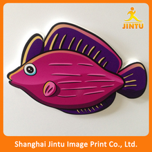 2016 fish shape plastic pvc sheet/ pvc rigid foam board/ advertising core board