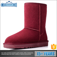 Cold Winter Warm Snow Boots Lady