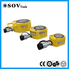 small hydraulic cylinder flat jack for construction