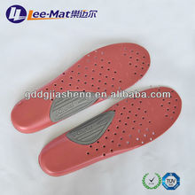 Mould hot-selling EVA breathable and moisture wicking sports shoe insole
