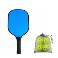 Amazon Sale USAPA Nomex Honeycomb Graphite Face OEM Pickleball Paddle Bundle Pickle Balls