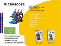 Science kits MP-A300 Educational toy children microscope