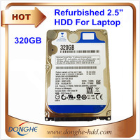 Pull Laptop 320GB HDD 2.5 Second Hand Sata China Price