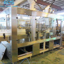 Complete Fruit Juice Packing Filling Machine With Beverage Processing Line