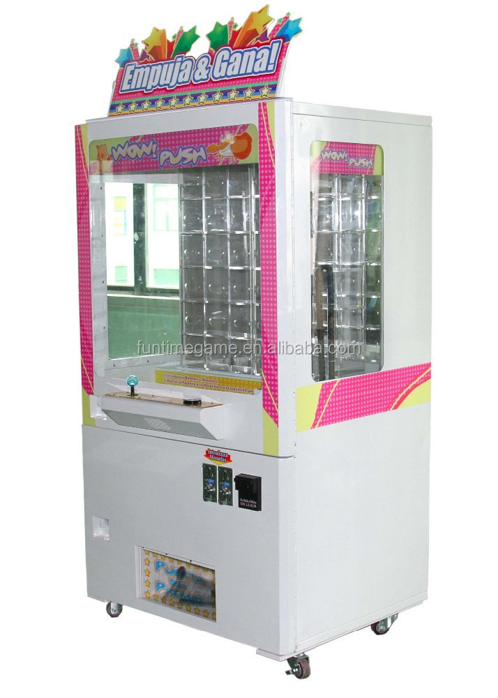 Factory key point game machine for sale / electronics vending machine
